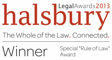 Halsbury Winner