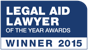 Legal Aid Lawyer Winner